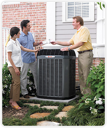 replace ac rockwall